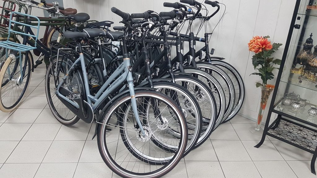 burgers fietsen emmen